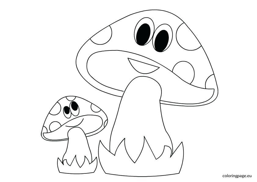 842x595 Trippy Mushroom Coloring Pages Magic Mushrooms Mushroom Coloring