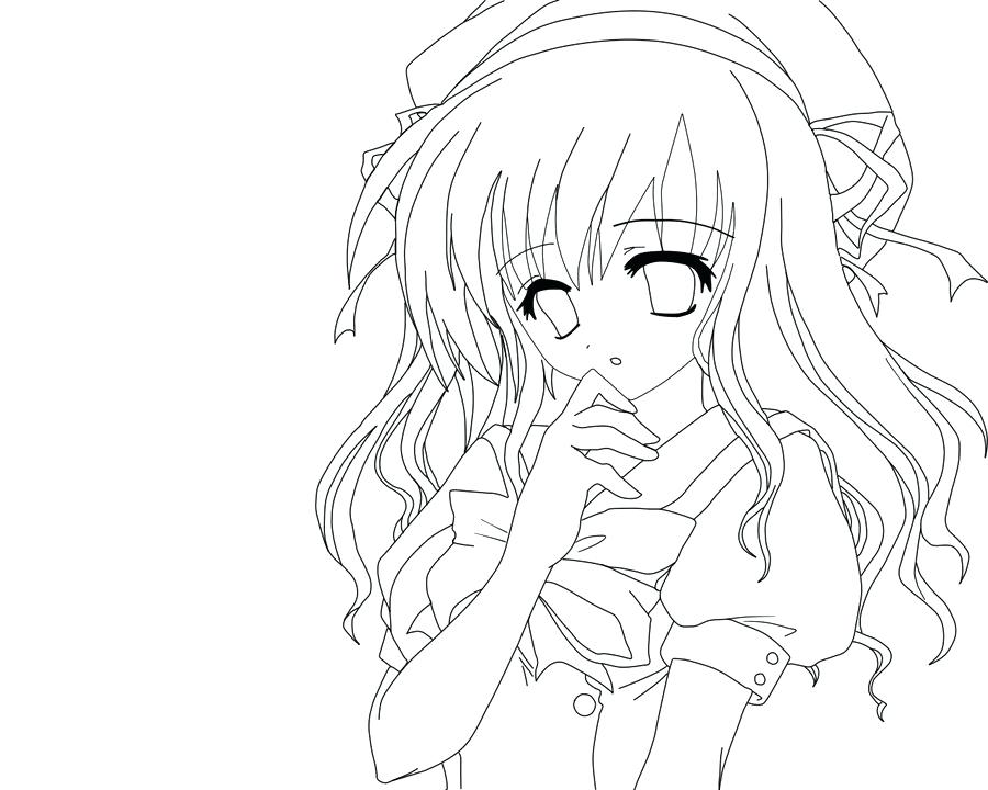 Shugo Chara Coloring Pages
