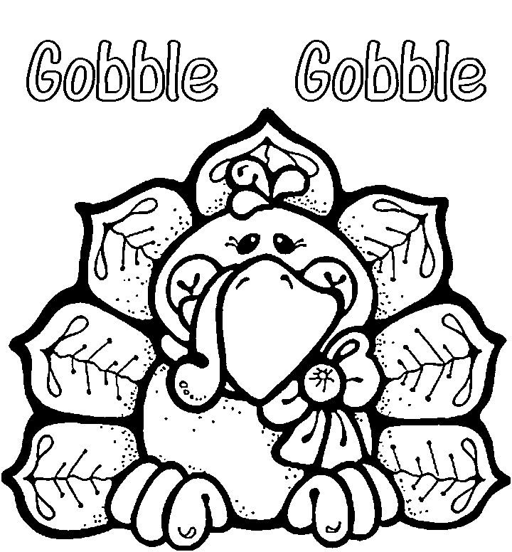 Silly Turkey Coloring Pages At Getdrawings Free Download