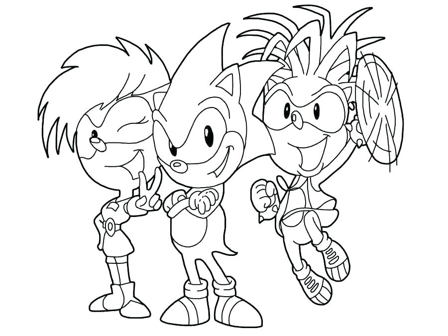 900x675 Silver Surfer Coloring Pages Sonic Coloring Page Printable Sonic
