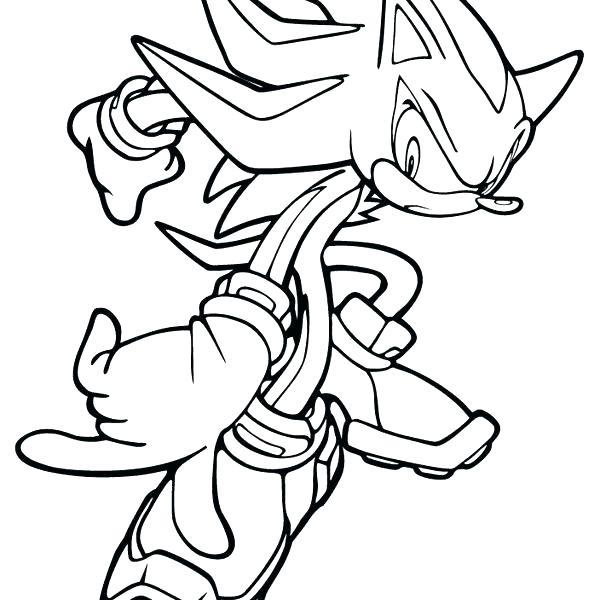 600x600 Silver The Hedgehog Coloring Pages Hedgehog Color Hedgehog