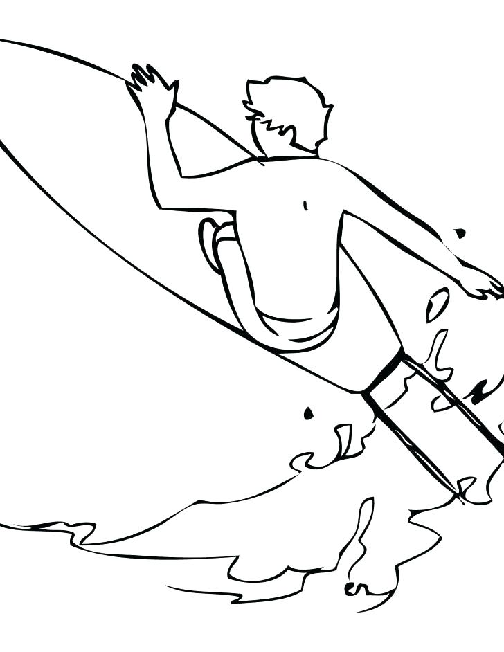 728x942 Silver Surfer Coloring Pages Page Superheroes On Surfing Coloring