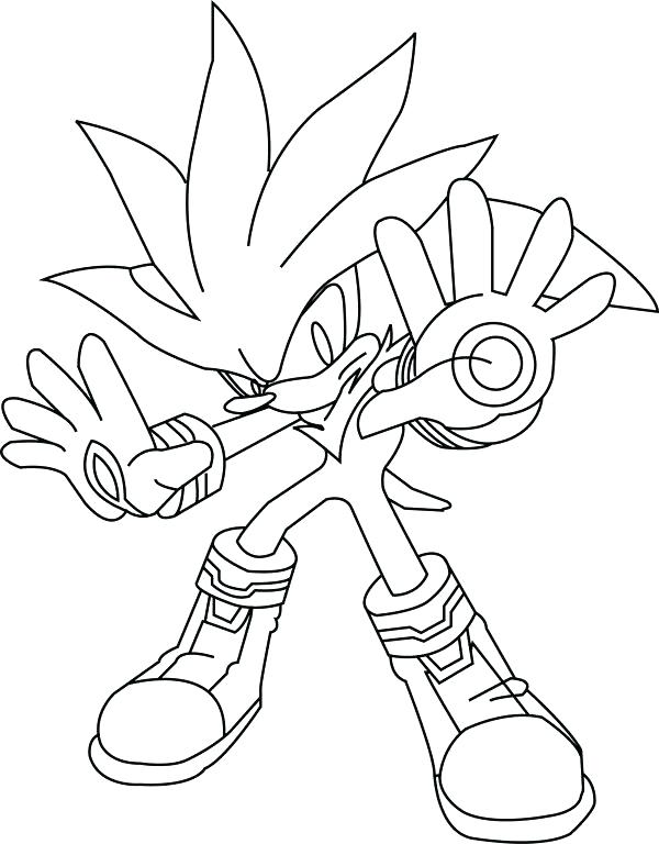 600x768 Silver Hedgehog Coloring Pages Vanda