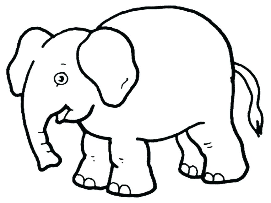 863x647 Easy Animal Coloring Pages Colouring Pages Cute Animal Coloring