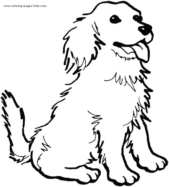 590x655 Fresh Ideas Animals To Color Simple Animal Coloring Pages
