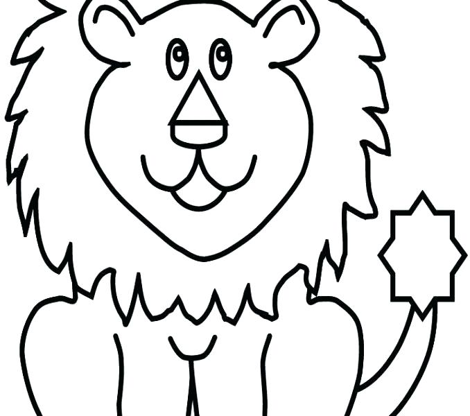 678x600 Color Book Pages Simple Animal Coloring Pages Coloring Book Pages