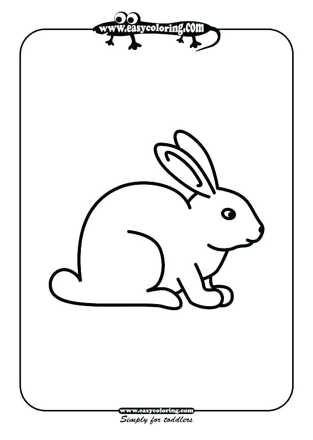 615x864 Coloring Animal Pages Easy Animal Coloring Pages Cute Coloring