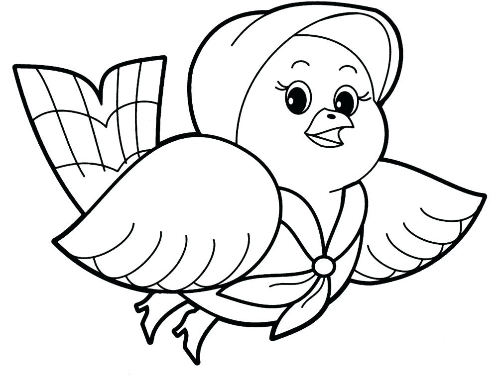 1008x768 Coloring Page Animals Best Photos Of Simple Animal Coloring Pages