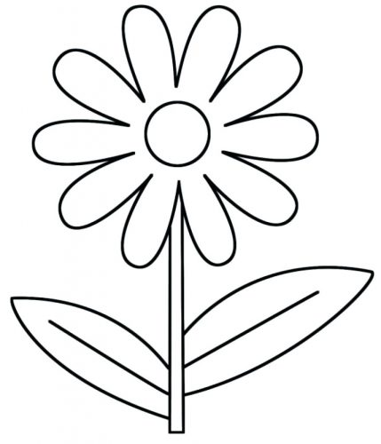 429x500 Coloring Page Coloring Pages For Year Olds Coloring Pictures