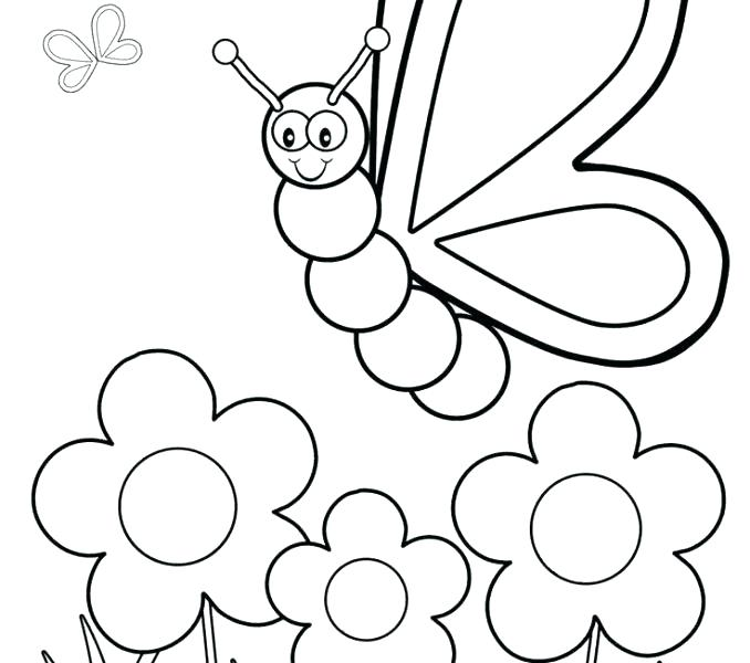 678x600 For Toddlers Pages Kid Toddlers Coloring Pages For Toddlers Pages