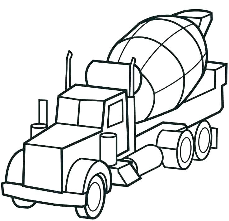 736x709 Coloring Fire Fire Truck Coloring Pages Online Fire Truck