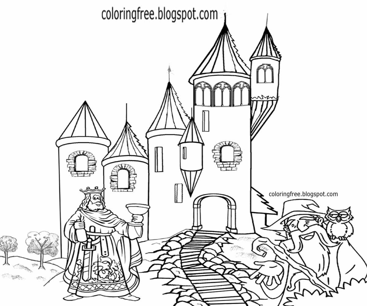 1200x1000 Simple Haunted Castle Coloring Pages New House