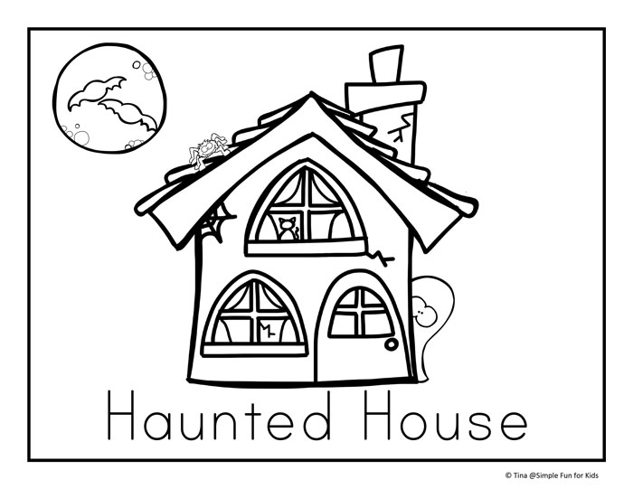 700x541 Halloween Coloring Pages