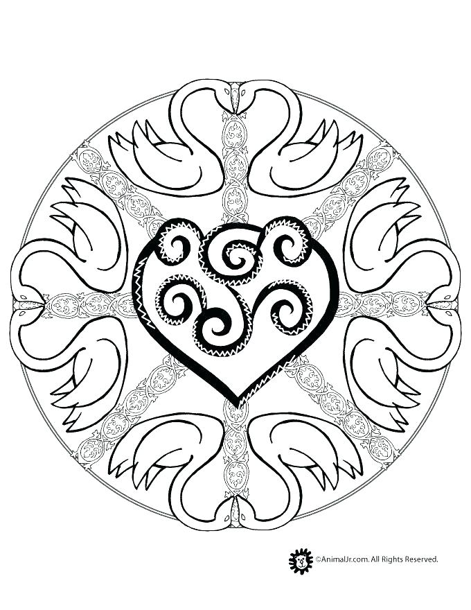 680x880 Simple Coloring Page Coloring Pages Of Flowers Simple Coloring
