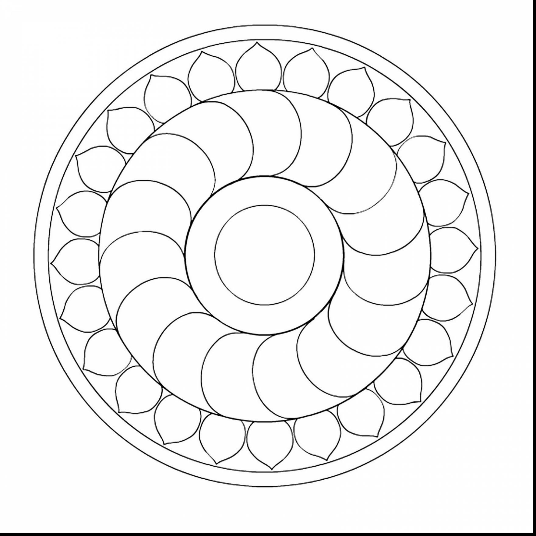 1760x1760 Fresh Free Printable Mandala Coloring Pages
