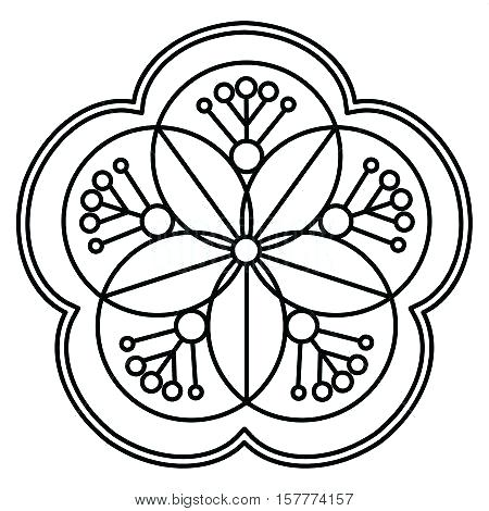 450x470 Simple Mandala Coloring Pages Here Are Easy Mandala Coloring Pages