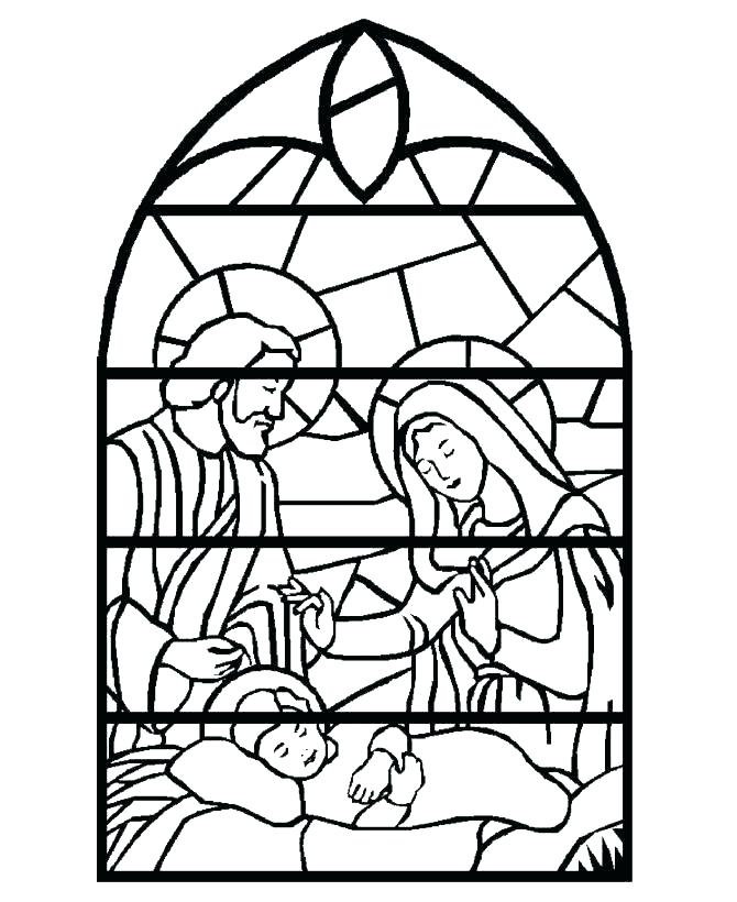 670x820 Nativity Coloring Sheet Nativity Coloring Pages For Preschool