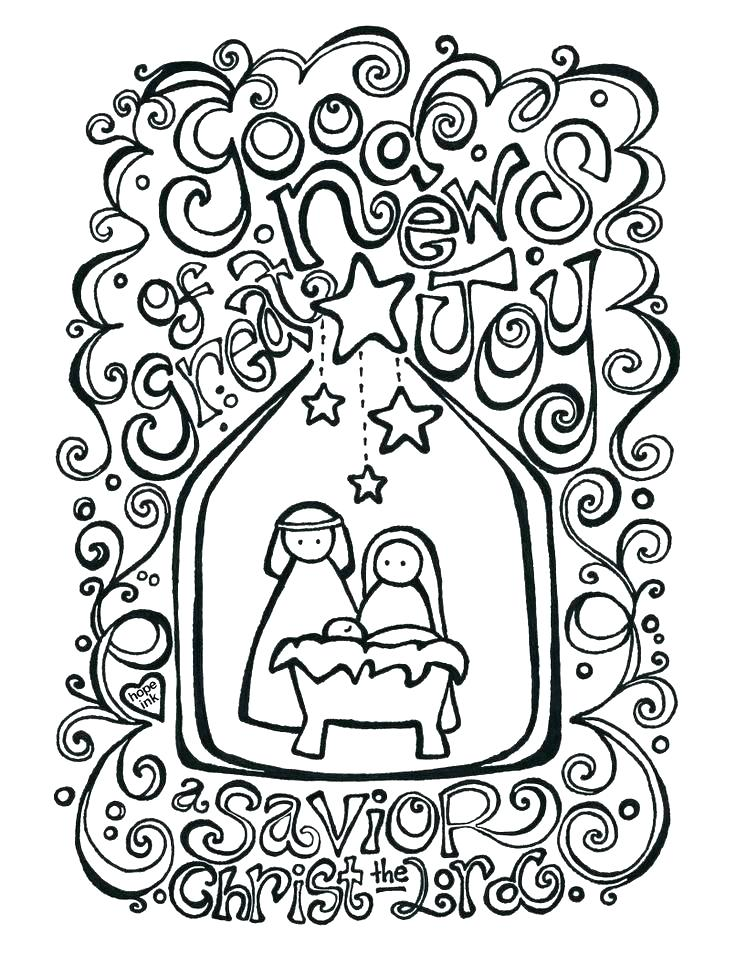 736x955 Nativity Scene Coloring Pages Nativity Coloring Pages Printable