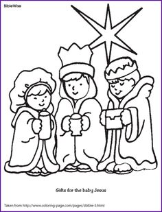 236x309 Simple Nativity Coloring Pages Coloring Pages