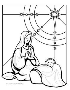 236x303 Free Printable Christmas Coloring Pages
