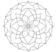 Simple Pattern Coloring Pages at GetDrawings com | Free for personal