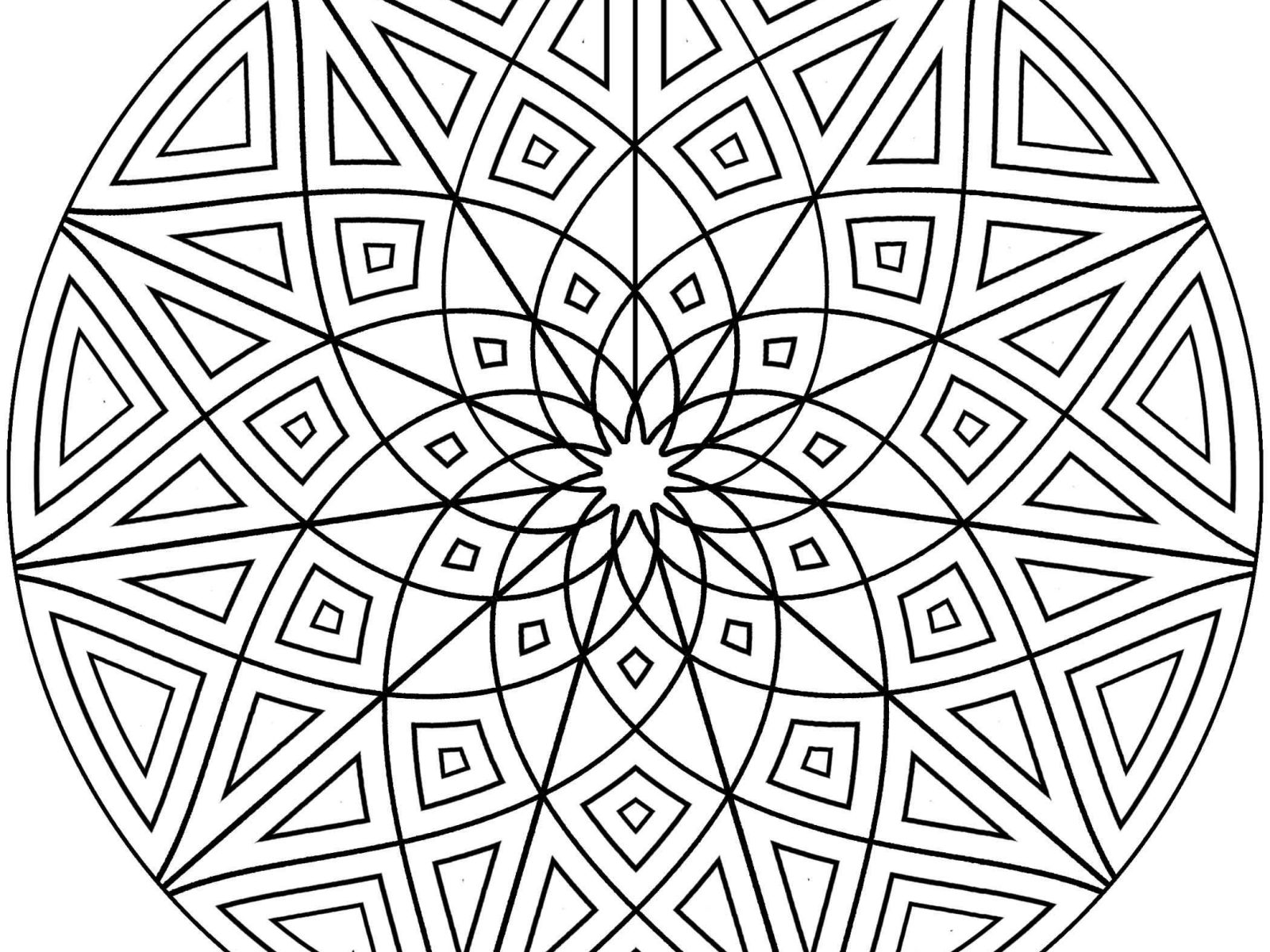 1600x1200 Simpleometric Pattern Coloring Pages Aztec Designs Design Sheets