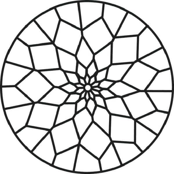 Simple Pattern Coloring Pages at GetDrawings.com | Free for personal ...