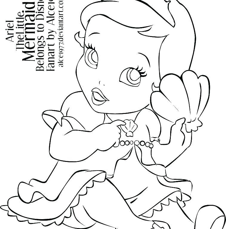 757x768 Baby Princess Coloring Pages Baby Princess Coloring Pages Princess