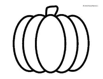 350x270 Free Pumpkin Coloring Pages