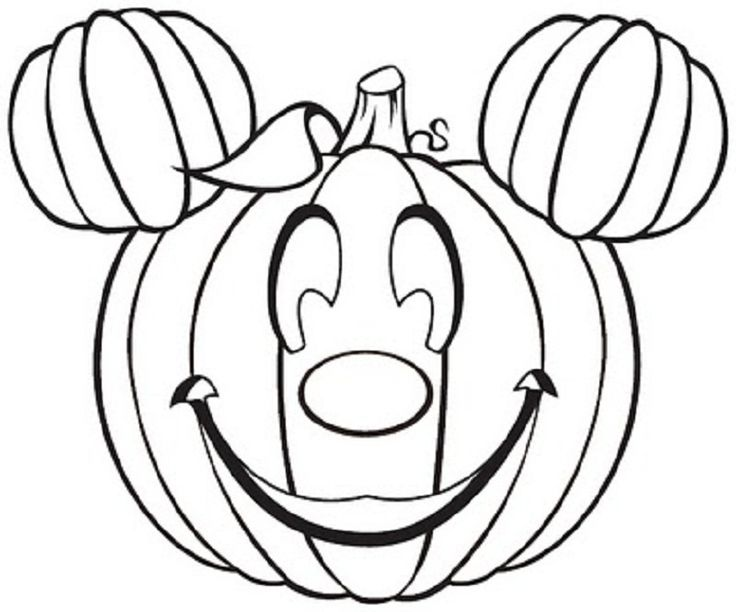 736x612 Pumpkin Colouring Page Luxury Pumpkin Color Page On Download