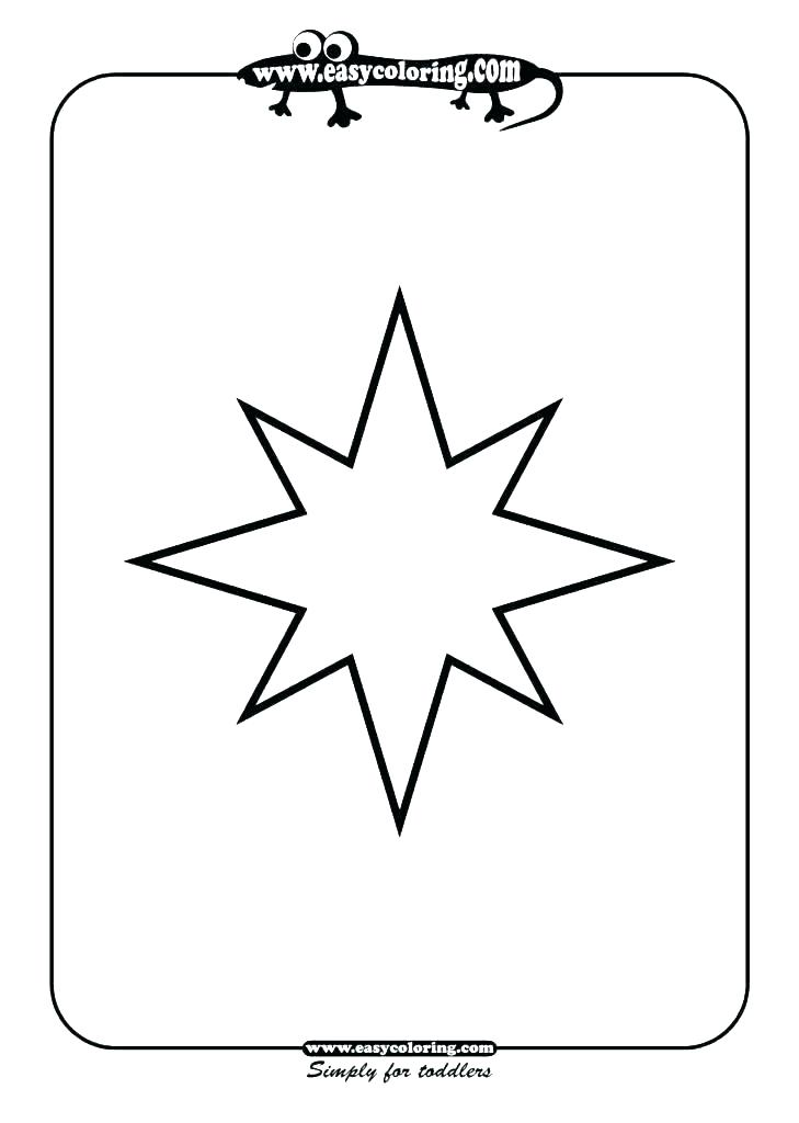 Simple Shapes Coloring Pages At Getdrawings Com Free For Personal