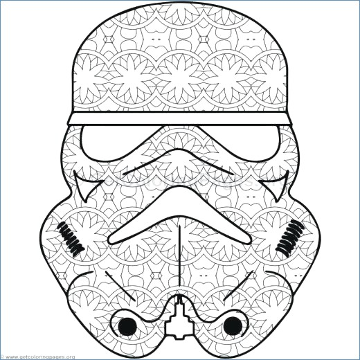 520x520 Simple Millenium Falcon Star Wars Ship Coloring Pages
