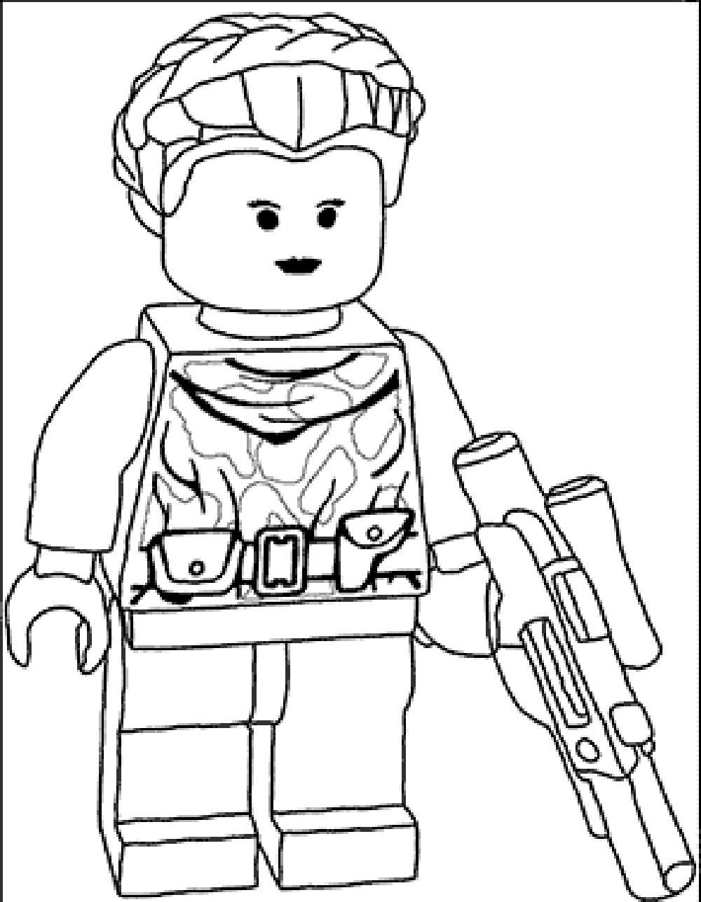Simple Star Wars Coloring Pages At Getdrawings Com Free For