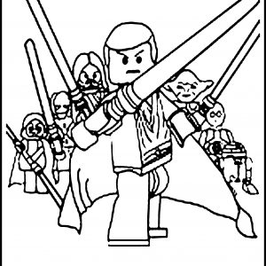 300x300 Star Wars Simple Coloring Pages Best Of Simple Lego Star Wars