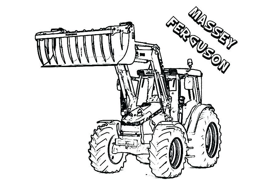 842x595 Tractor Coloring Book John Tractor Coloring Page Free Logo