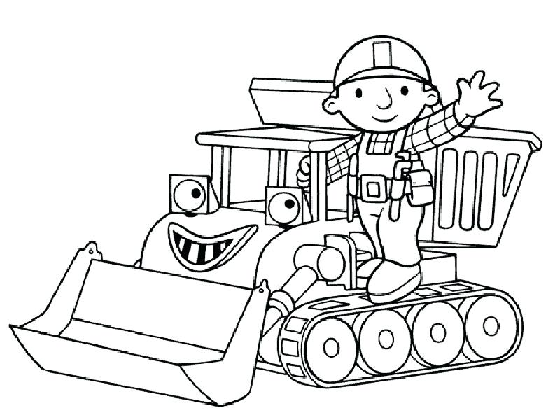 800x600 Tractor Coloring Pages Free Printable Tractor Coloring Page Free