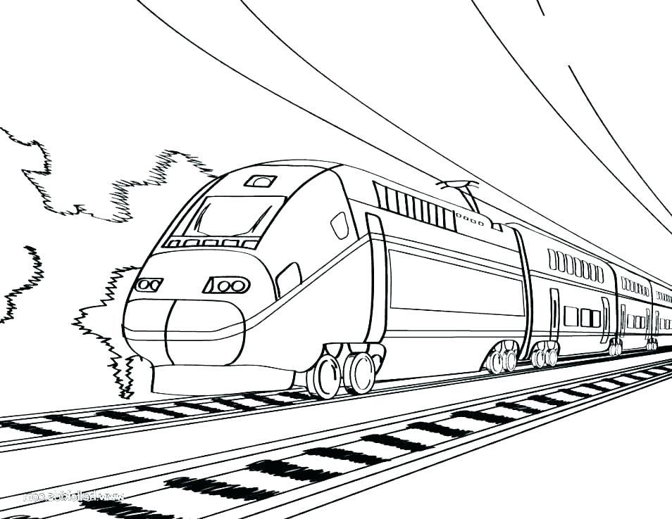 954x738 Toy Train Coloring Pages Toy Train Engine Picture Toy Train Engine