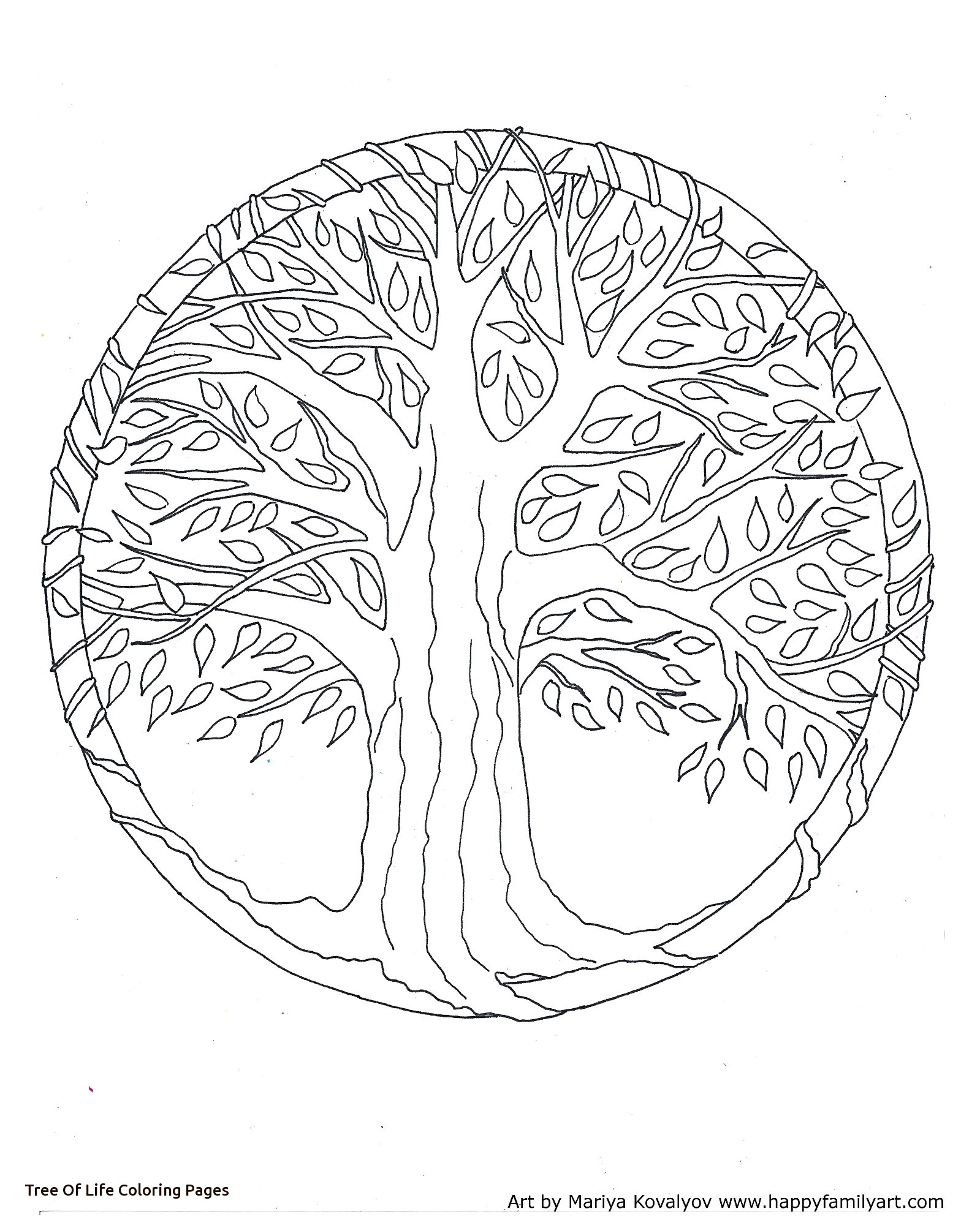 1599x2000 Tree Of Life Coloring Pages Simple Tree Life Coloring Coloring