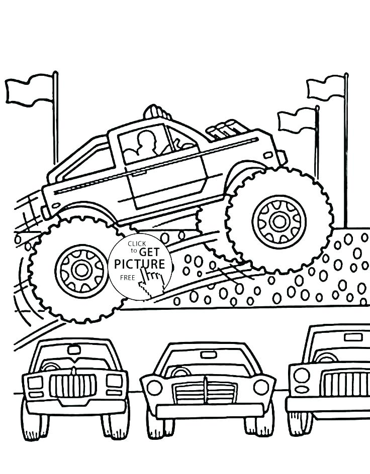 736x944 Free Printable Grave Digger Coloring Pages Grave Digger Coloring