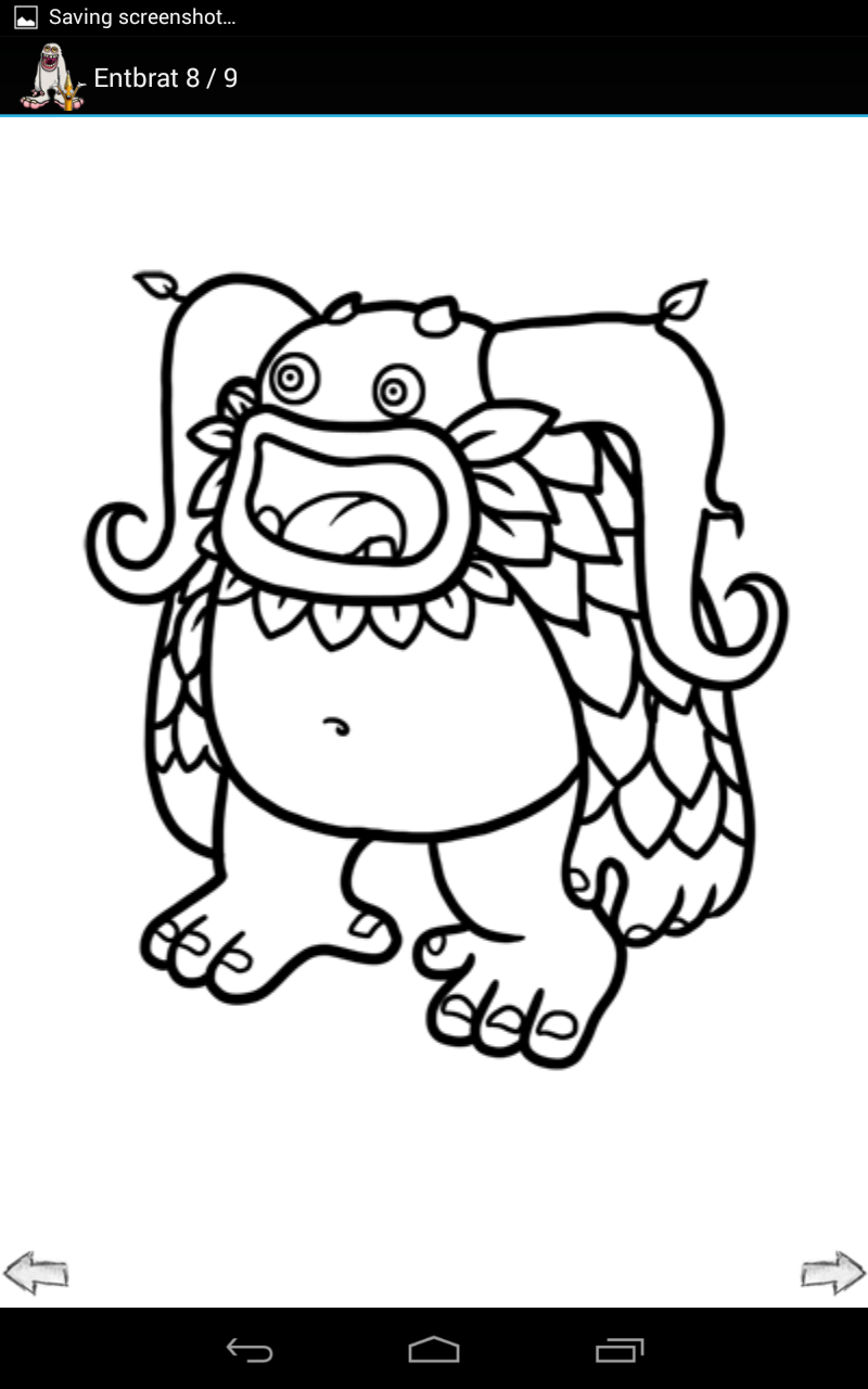 800x1280 My Singing Monsters Coloring Pages Favorite Places Spaces