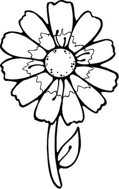 236x376 Coloring Pages Flower Coloring Pages Color Flowers Online
