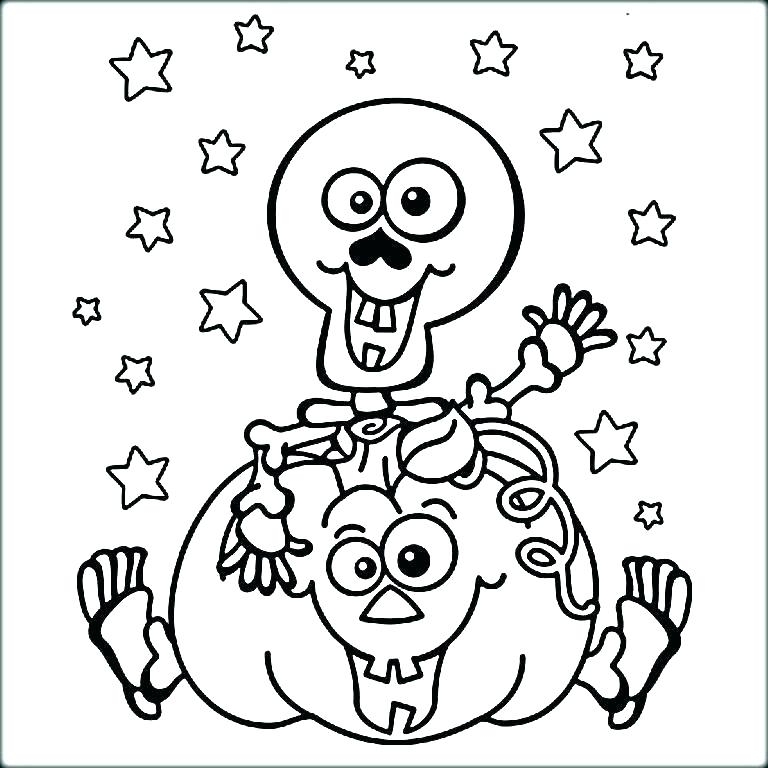 768x768 Halloween Skeleton Coloring Pages Skeleton Coloring Pages Human