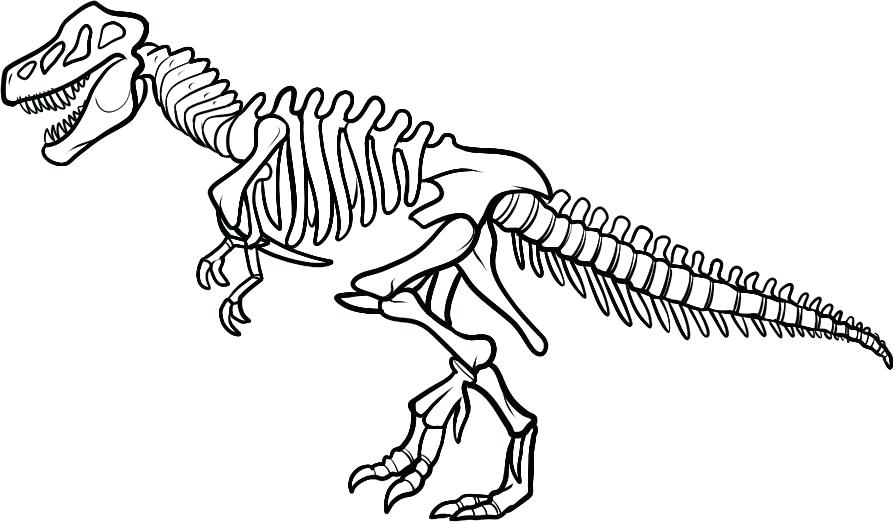 894x522 Coloring Pages Dinosaur Free Printable Dinosaur Coloring Pages