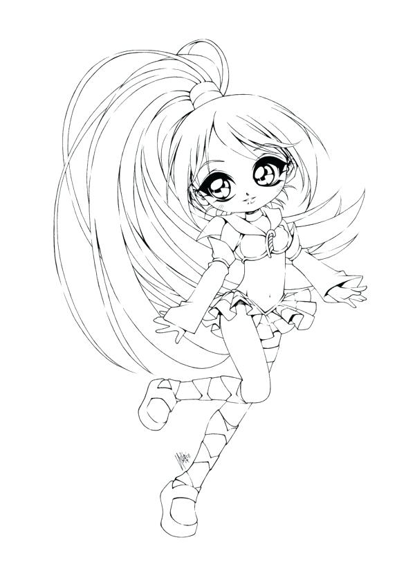 600x848 Chibi Coloring Pages Coloring Pages