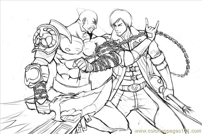 650x433 Kratos Sketch
