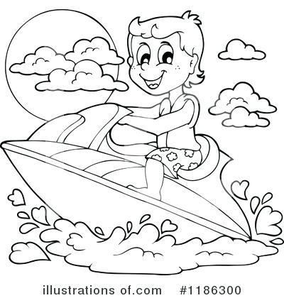 400x420 Jet Coloring Pages About The Fun To Ride Jet Ski Coloring Pages Us