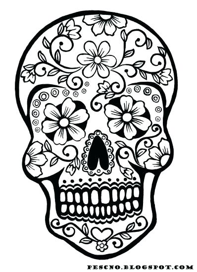 398x549 Skull And Crossbones Coloring Pages Coloring Pages Skulls
