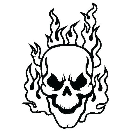 450x450 Skull Coloring Pages To Print Skulls And Roses Coloring Pages