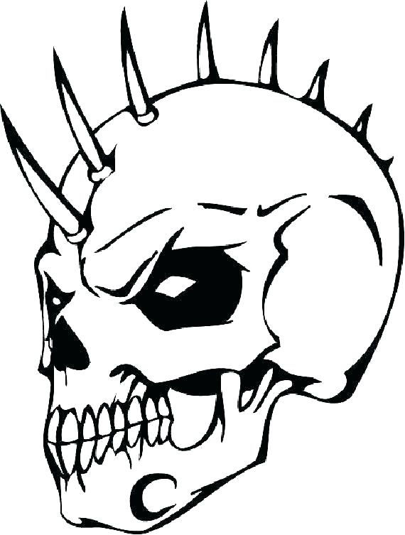 570x753 Skulls Coloring Pages Sugar Skull Coloring Pages With Sugar Skull
