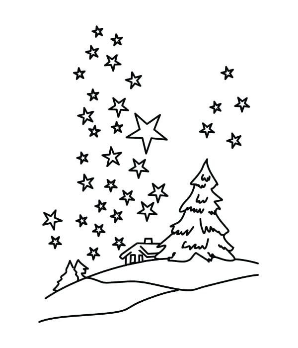 600x700 Night Fury Coloring Pages Night Coloring Pages Clear Winter Night